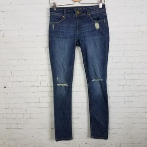 DL1961 Jeans Size 26 Emma Legging Heath Skinny